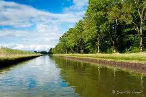 Canal des Houillères