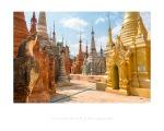 Les 1054 pagodes de Inn Dein-7